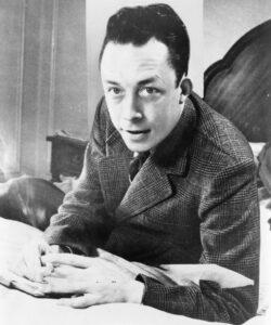 afbeelding De absurde wereld van Camus