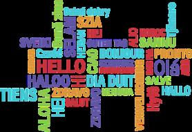 zoveel mensen, zoveel talen