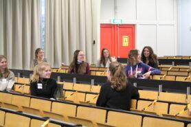 alfa-academie in klaslokaal