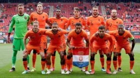 Nederlands voetbal elftal