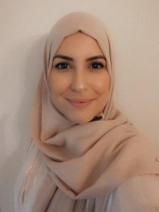 Projectleider Chahida Bouhamou